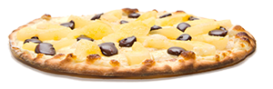 Pizza doces